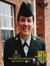 PFC Rachel K. Bosveld - 527th MP Co