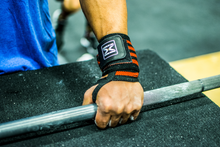 Thin Redline Wrist Wraps