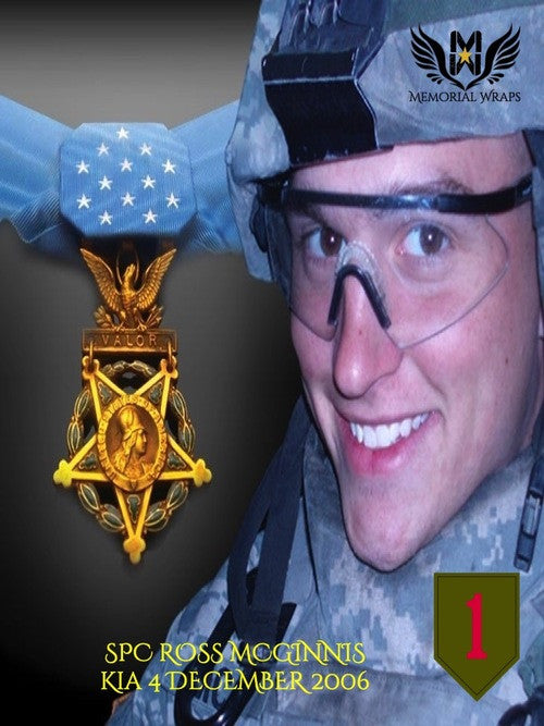 SPC Ross McGinnis (MOH) - 1st Infantry Division