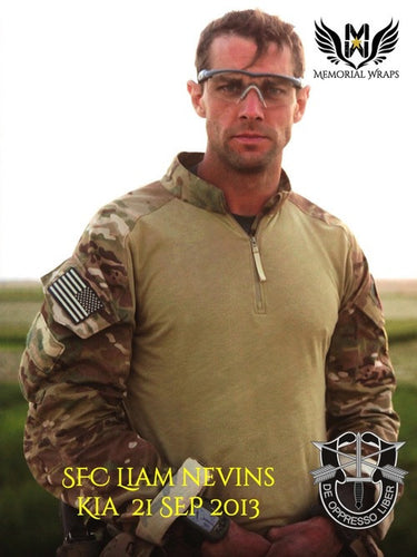 Sgt. 1st Class. Liam Jules Nevins, 32, of Denver, Colo., died Sep. 21, of wounds received from small-arms fire in Paktika Province, Afghanistan. He was assigned to Company B, 5th Battalion, 19th Special Forces Group (Airborne) in Fort Carson, Colo., and was deployed in support of Operation Enduring Freedom- Afghanistan.