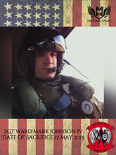 SGT Ward Mark Johnson IV - HMLA 469