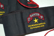 SSG Ricardo Barraza - 2d Ranger Battalion, 75th Ranger Regiment