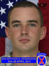 SSG Matthew D. Hermanson - 10th Mountain