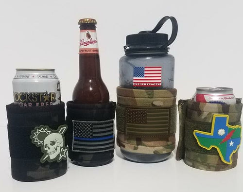 Beer Cooler Koozie by Scroll Factory