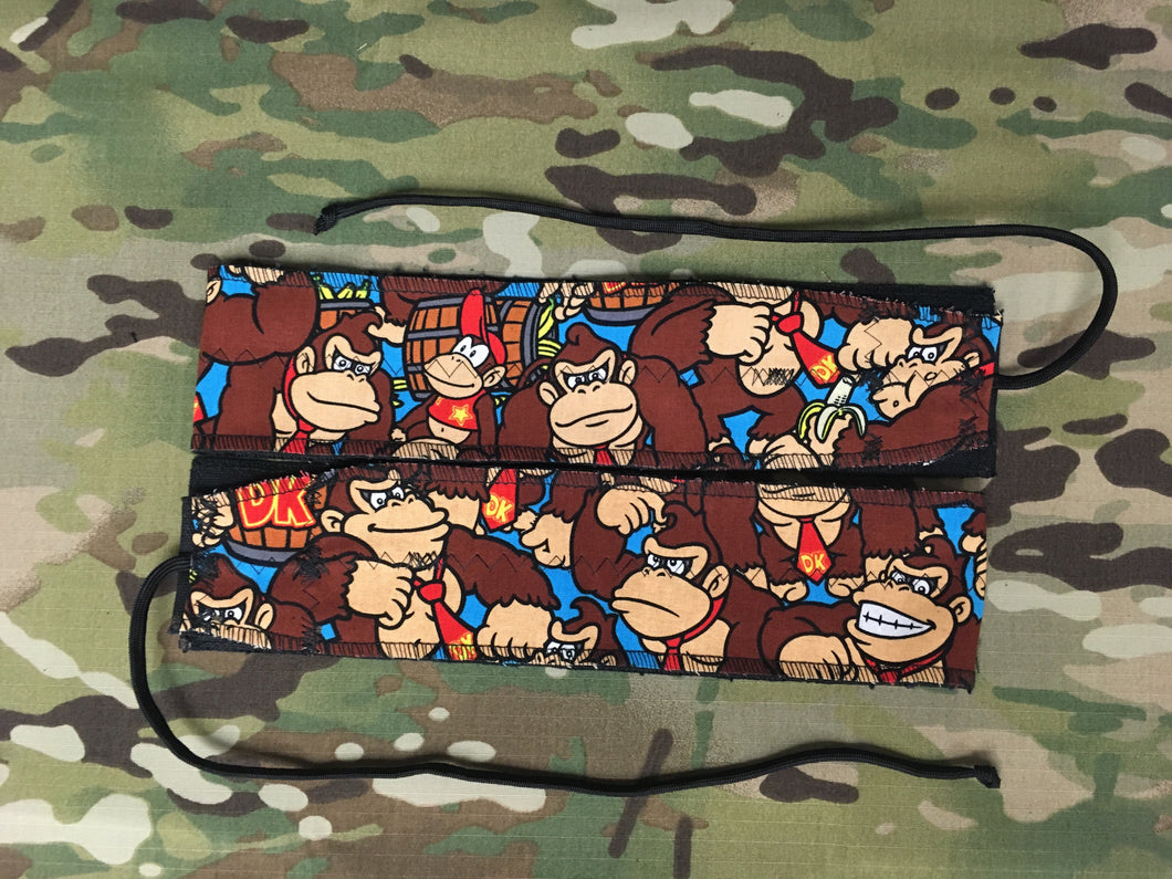 Monkey Business Wrist Wraps