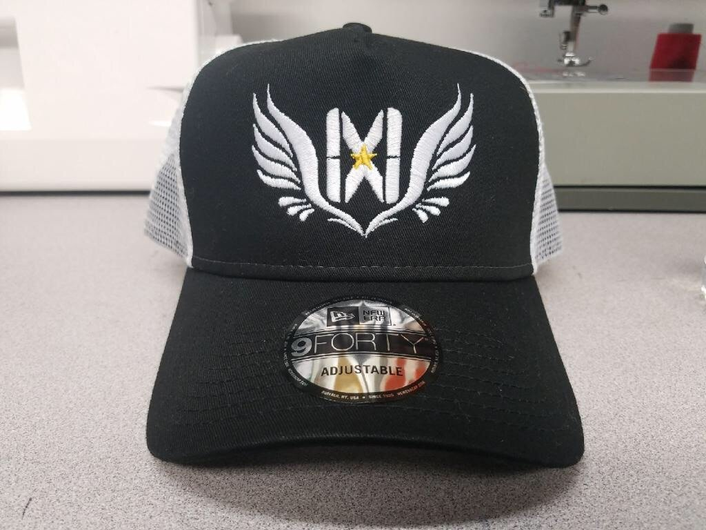 Embroidered Memorial Wraps Hat