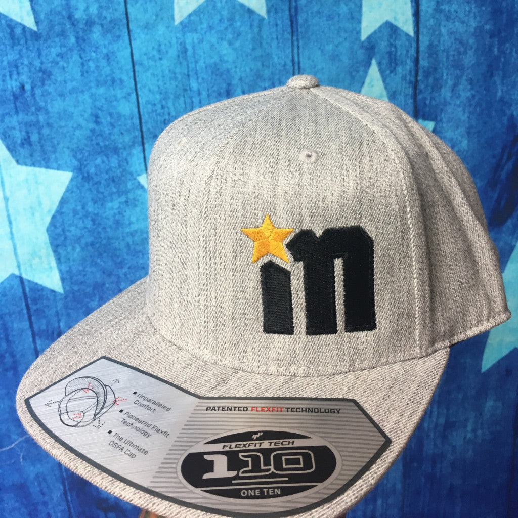 Memorial Wraps Gold Star Hat