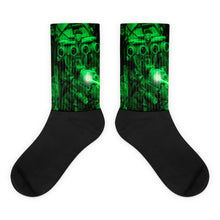 Night Ops 2 Black foot socks