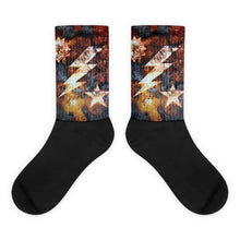 75th Ranger Regiment Black foot socks