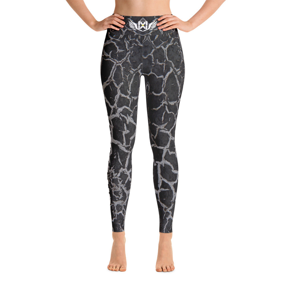 Memorial Wraps Yoga Leggings