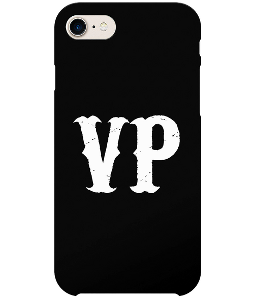 iPhone 7 Full Wrap Case VP letter - VintagePiston