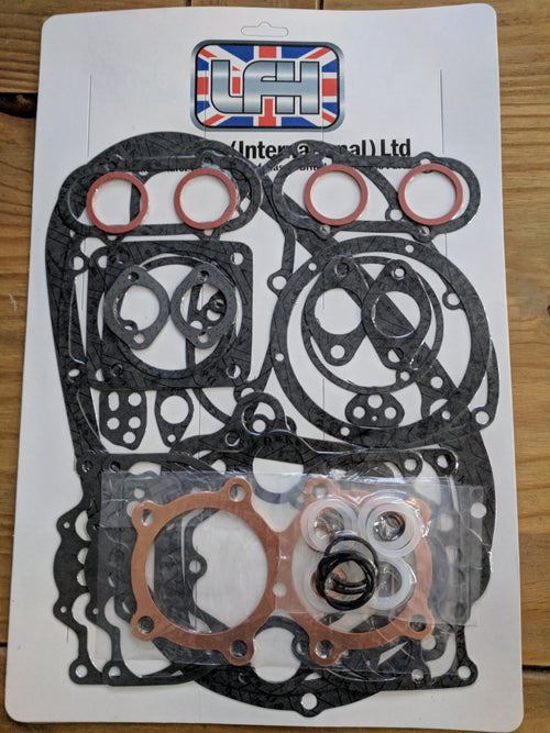 Triumph 650cc full engine gasket set - VintagePiston