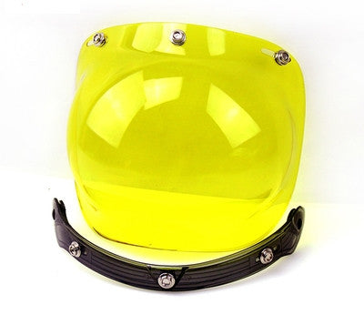 Vintage Piston Bubble Visor - VintagePiston
