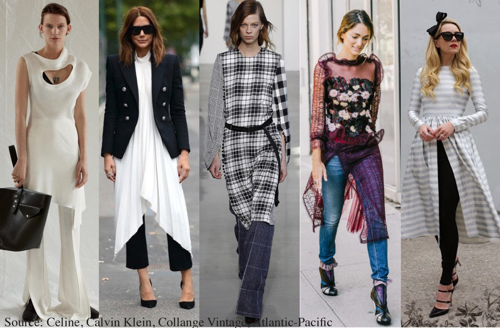 HOW TO WEAR: DRESS OVER PANTS
