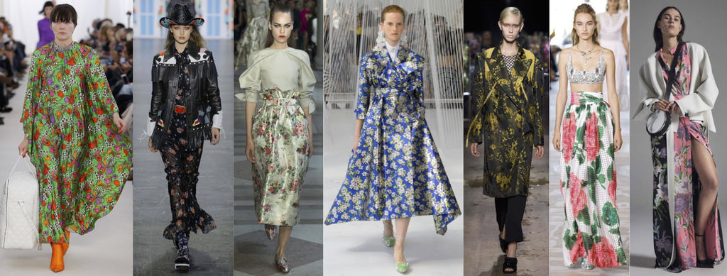 SEASON'S TRENDS: FLORALS