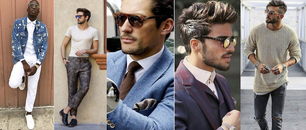 Men's Guide to Sunglasses