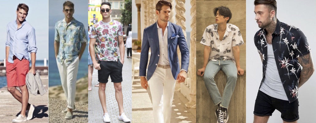 Men's Summer Essentials