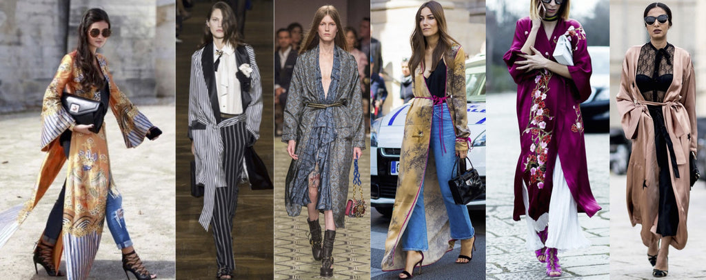 HOW TO WEAR: LUXURIOUS ROBES