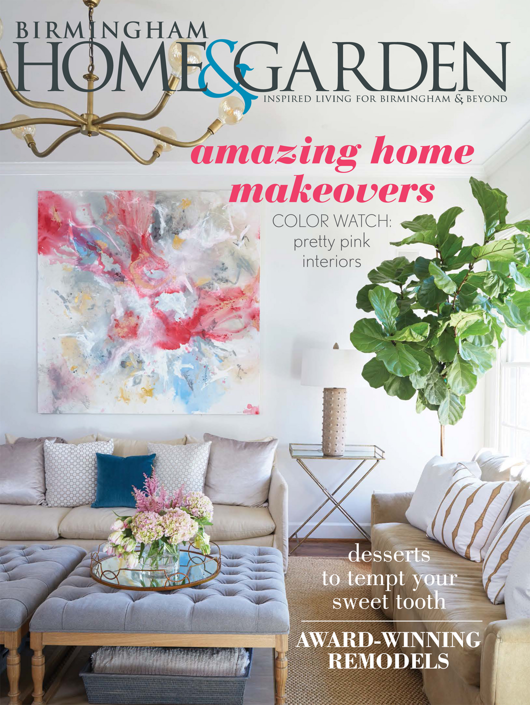 BHG - May/June 2017
