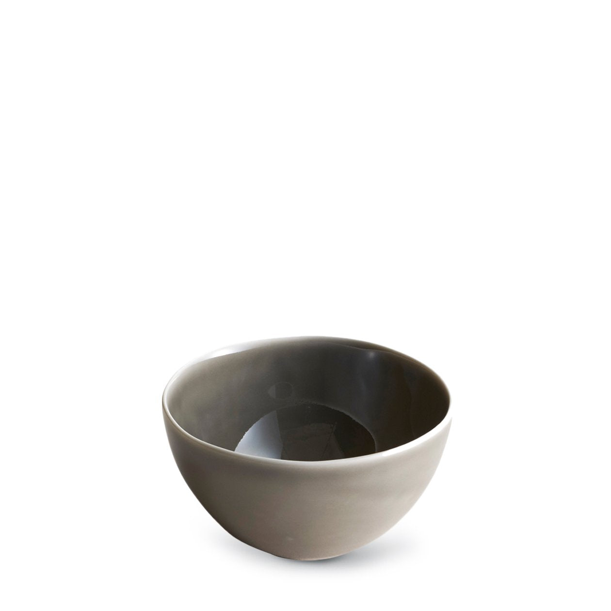 Dune Porcelain Grey Bowl
