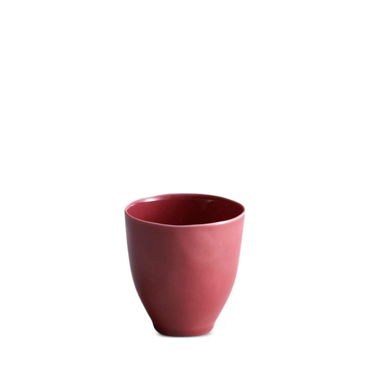 ATELIER TETE Tea Cup red