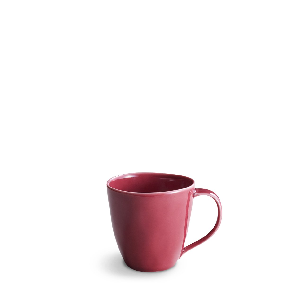 Dune Porcelain Red Mug