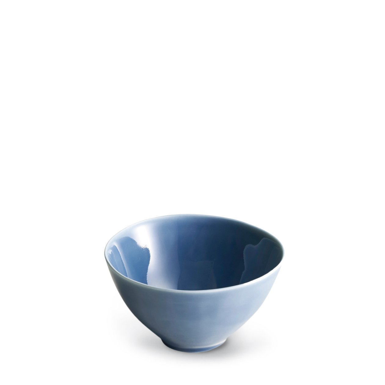 Dune Porcelain Navy Rice Bowl