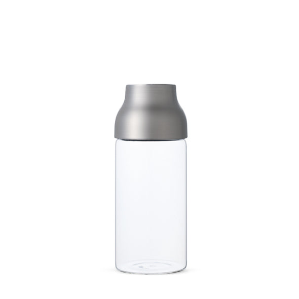 CAPSULE Water Carafe Small Stainless Steel