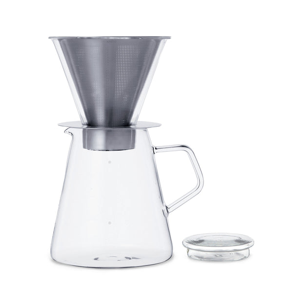 CARAT Coffee Dripper & Pot