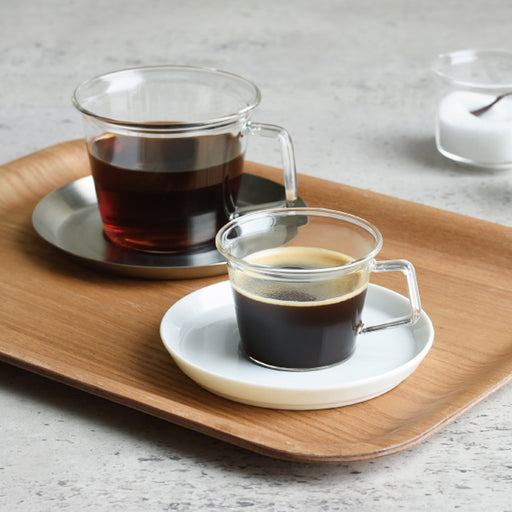 CAST Coffee Cup & Saucer
