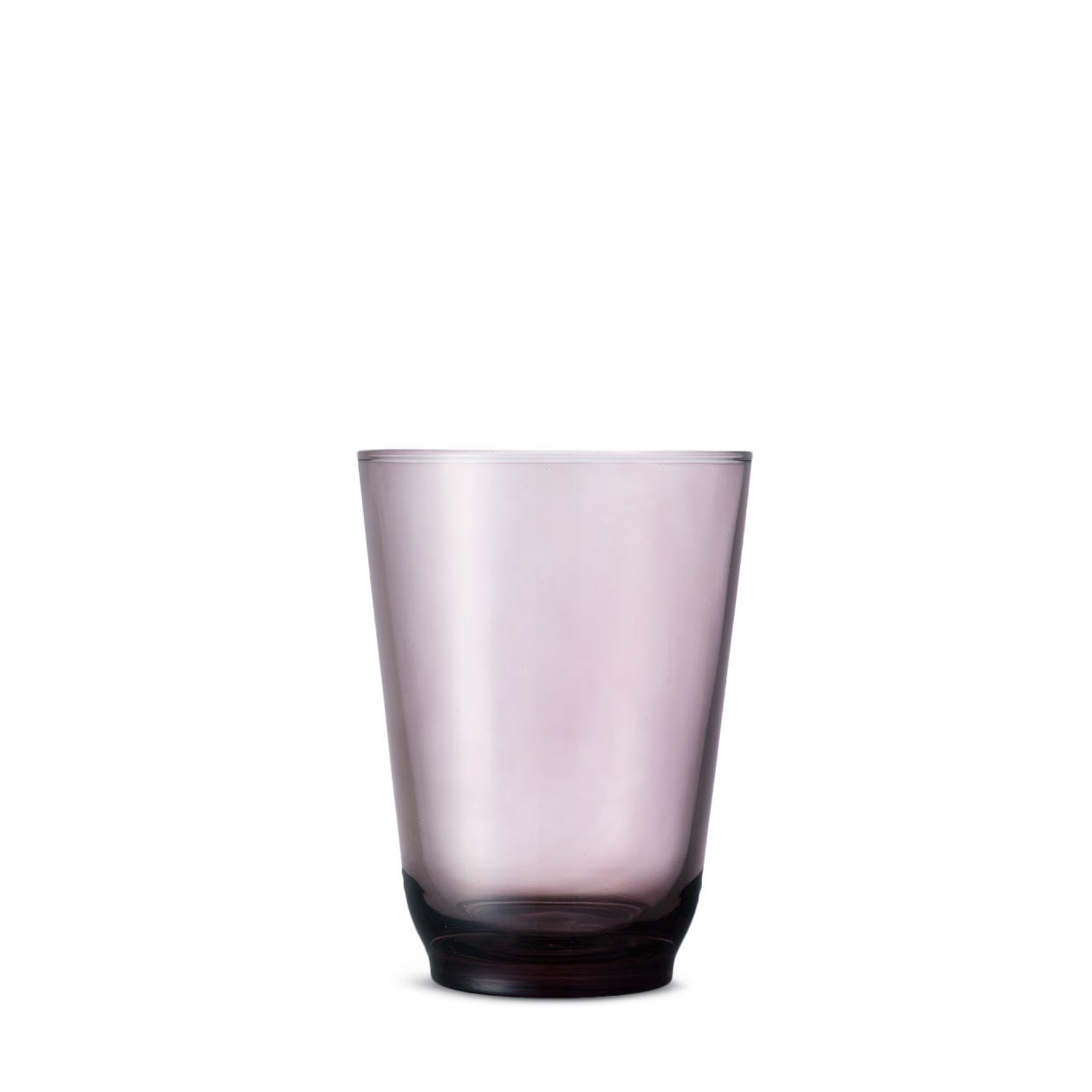 HIBI Tumbler glass purple