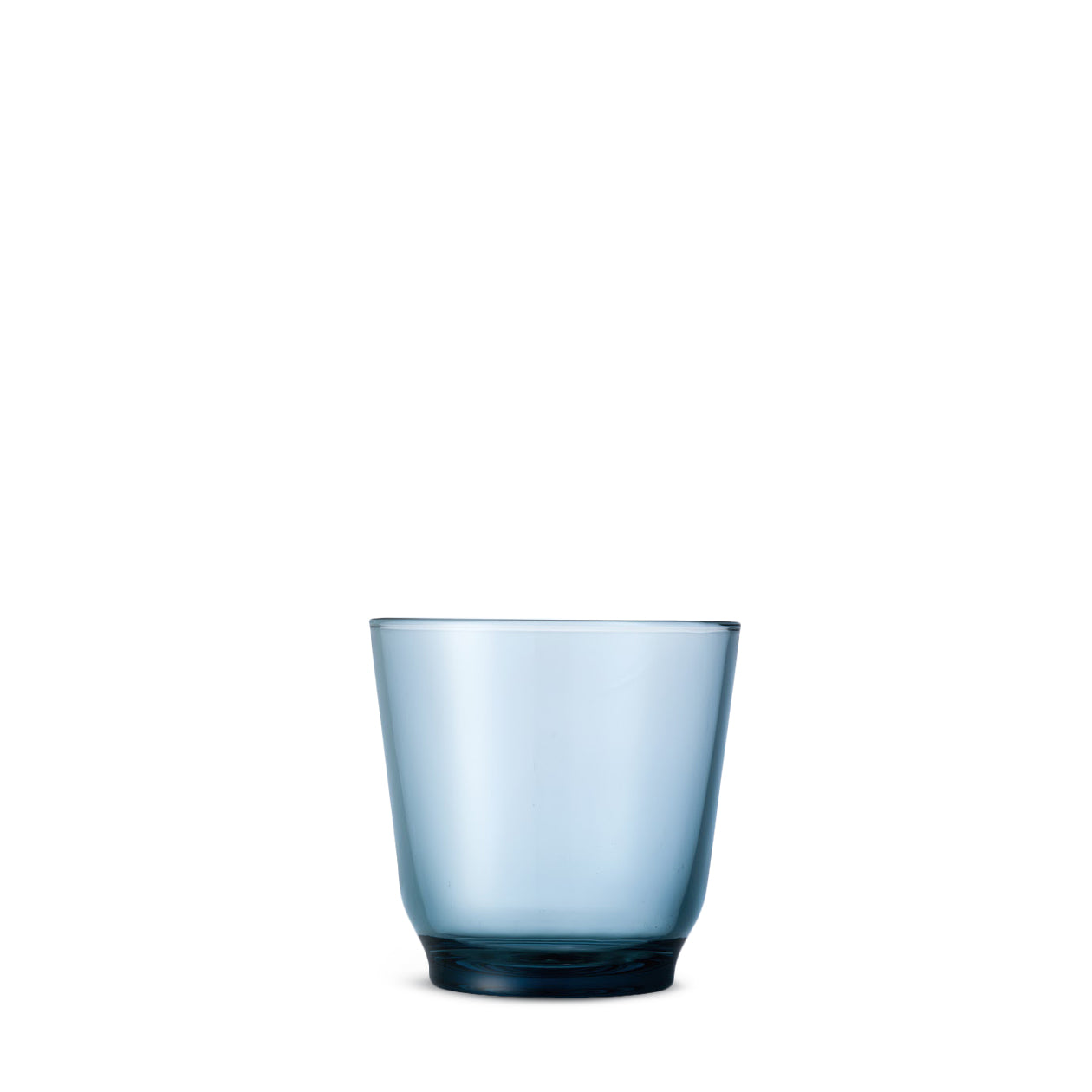 HIBI Tumbler glass blue