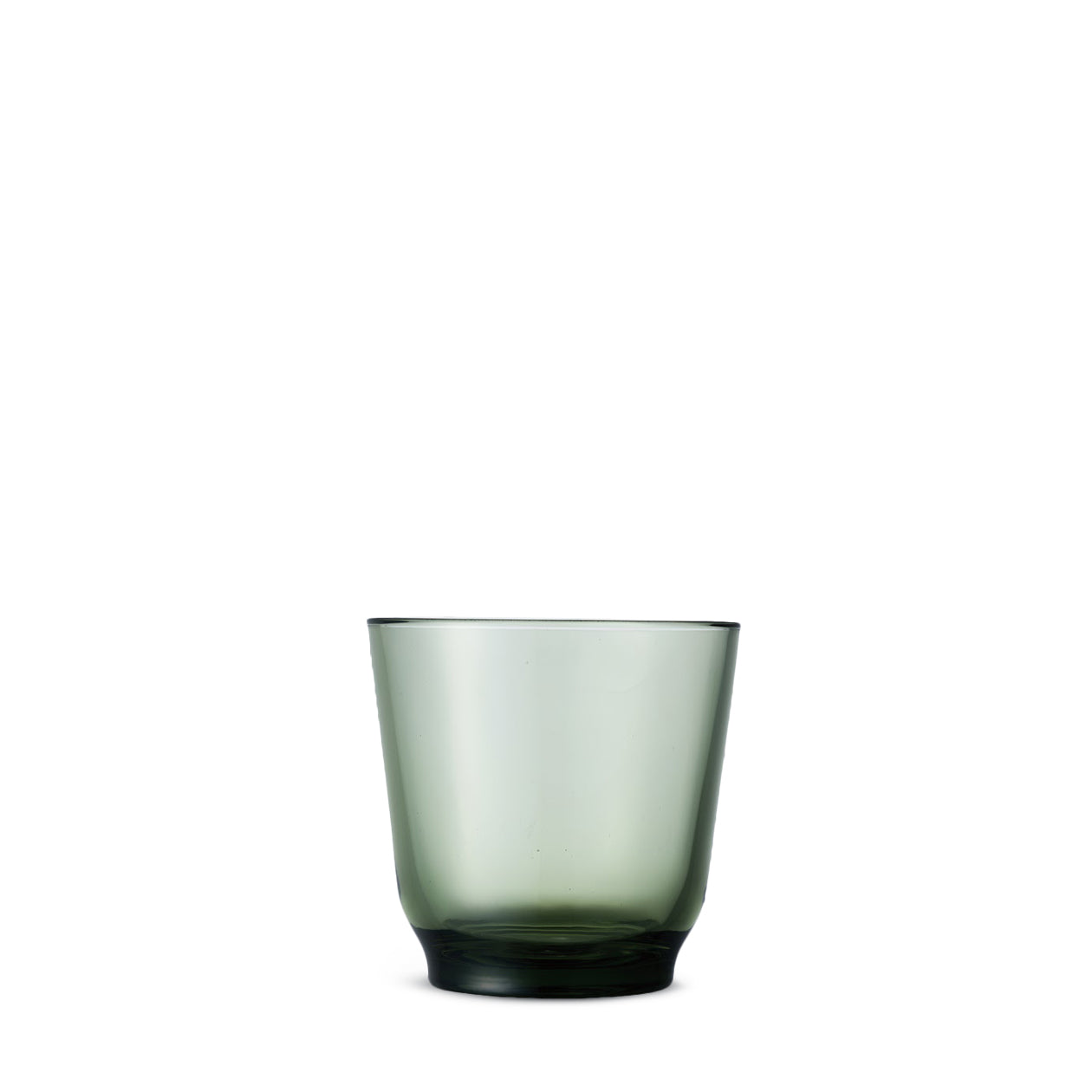 HIBI Tumbler glass green