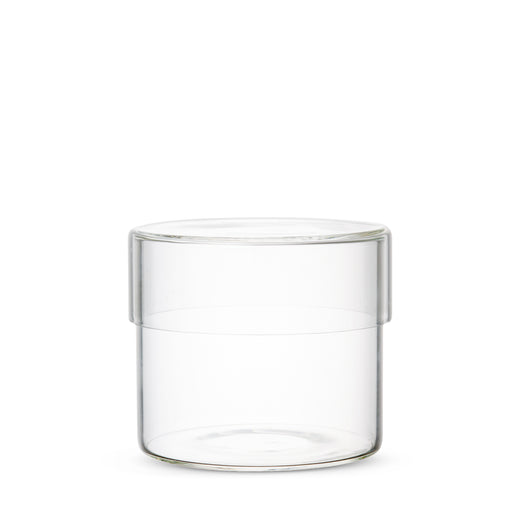 Schale Glass Canister Medium