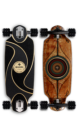 Astral Shark Wood Boards