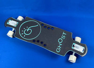 Blue Surf & Sun - Ghost Long Board