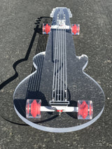Guitar Ghost Long Board