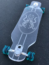 Octopus Ghost Long Board