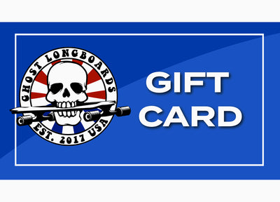 Gift Card - Ghost Long Board