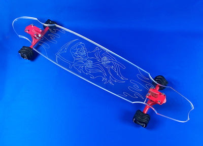 Reaper - Ghost Long Board