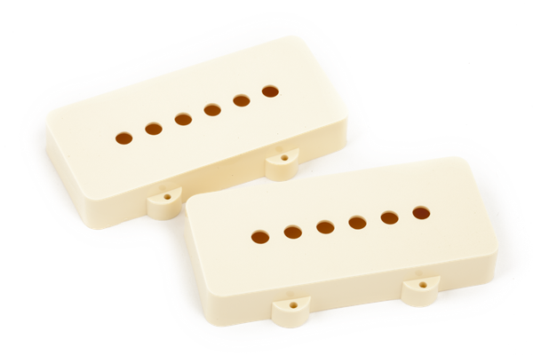 Fender Pickup Covers, Jazzmaster Aged White