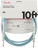 Original Series Instrument Cable, 10', Daphne Blue