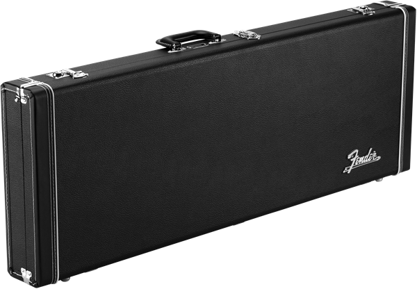 Classic Series Wood Case - Jazzmaster/Jaguar Black