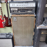 Used Ampeg SVT Mid 70s Head and Cabinet