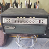 "Used Ampeg Model SVT Head ""Curved Line"" Mid 70s"