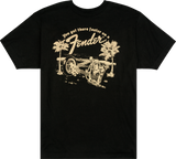 Fender Get There Faster T-Shirt
