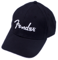Fender Original Cap, Black, One Size Fits Most
