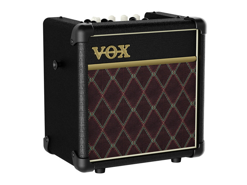 Vox Mini5 Rhythm modeling amp with rhythm