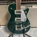 Gretsch G5230T ElectromaticJet with Bigsby, Cadillac Green