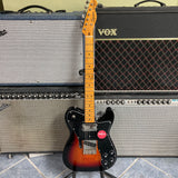Squier Classic Vibe '70s Telecaster Custom, Maple Fingerboard, 3-Color Sunburst